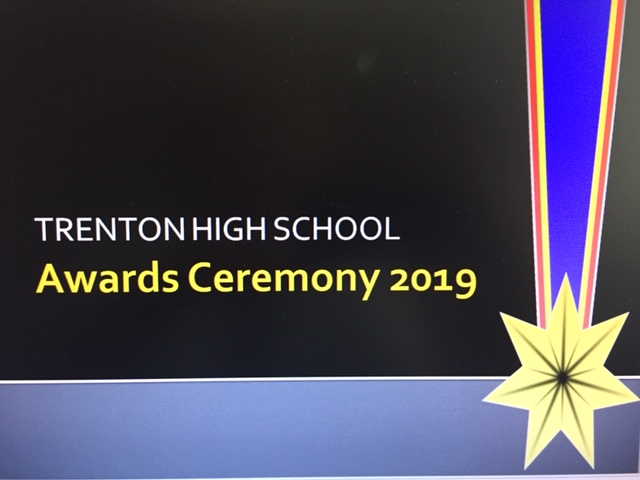 Trenton High School Awards Ceremony