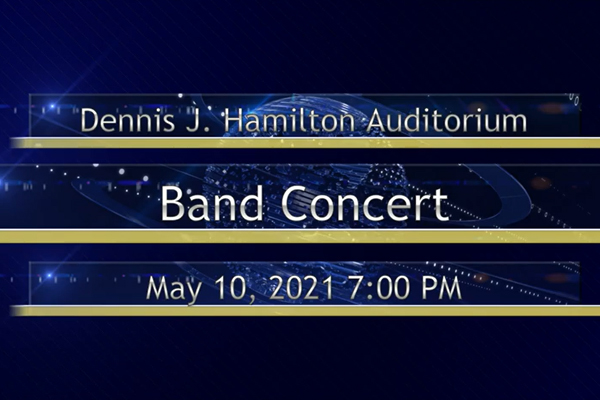 THS Band Concert