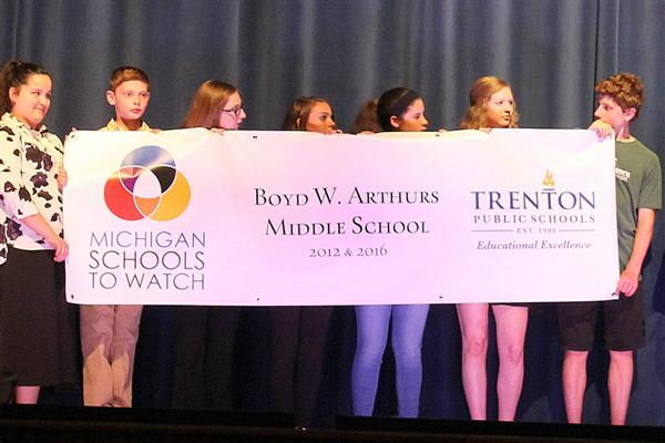 "AMS Re-designated as a ""Schools to Watch"""